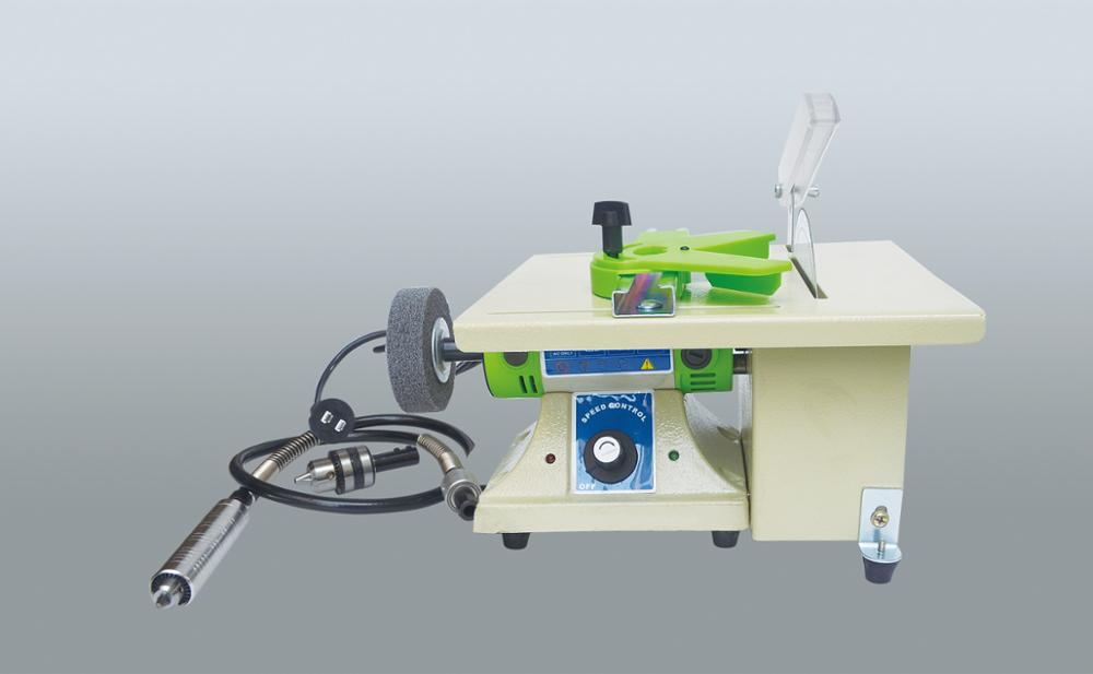 The third generation of multi-functional jade mini table saw,multi-purpose jade carving machine , grinding polishing machineThe third generation of multi-functional jade mini table saw,multi-purpose jade carving machine , grinding polishing machine
