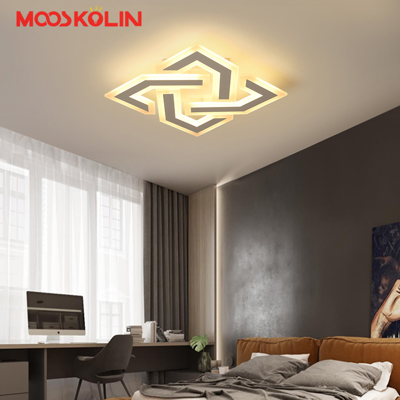 Surface Mounted Modern Led Ceiling Lights For Living Room Sduty room luminaria led Bedroom Fixtures Indoor Home Dec Ceiling Lamp цена