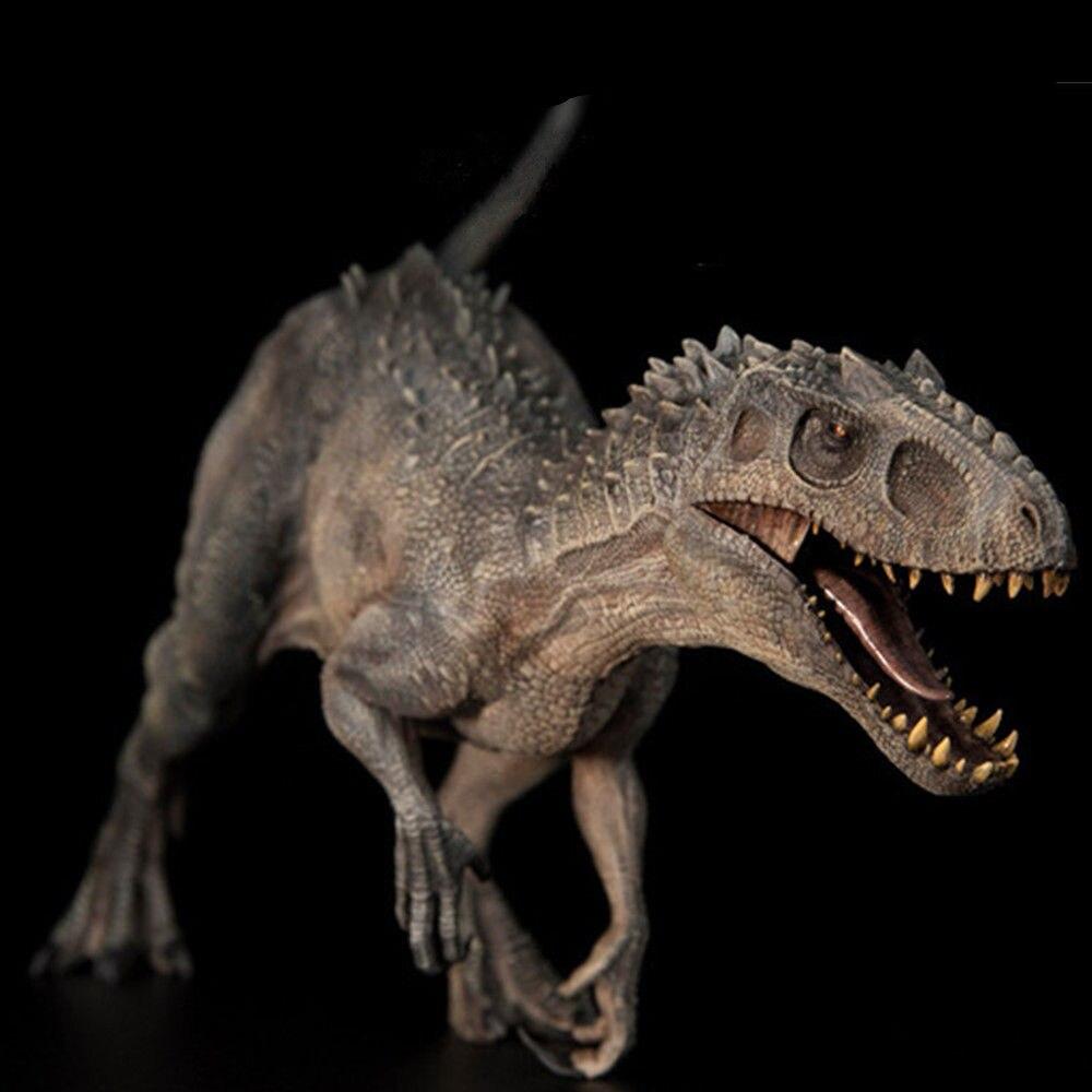 Nanmu Bereserker Rex Indominus modèle de dinosaure Figure Collector décor cadeau 1:35 échelle jurassique monde avec boîte en Stock