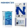 Оригинальные NOHON 3100 мАч Аккумулятор Повышенной Емкости Для Samsung Galaxy Note 2 Note2 N7100 N719 N7102 E250L E250S Замена Батареи