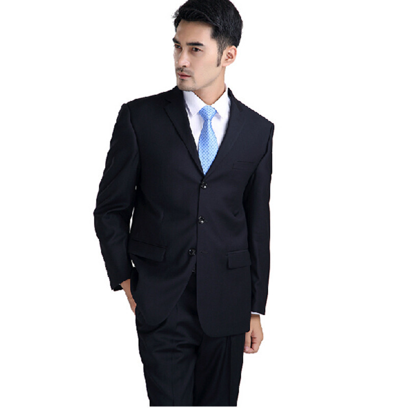 Professional dress and groom wedding suit young men twinset of ...