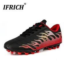 c0d92eb51 أفضل الرجال لكرة القدم المرابط رخيصة الأطفال أحذية كرة القدم في الهواء الطلق  لينة Groud (