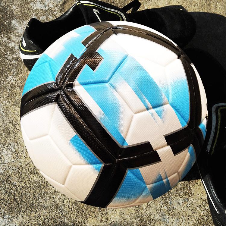 2019 nuevo + + Premier PU pelota de fútbol de tamaño oficial 5 fútbol Liga  de 9aeb8f7a224d0