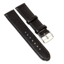 Relojes Band White & Red Genuine Leather Alligator Crocodile Grain Watch Strap Wholesale