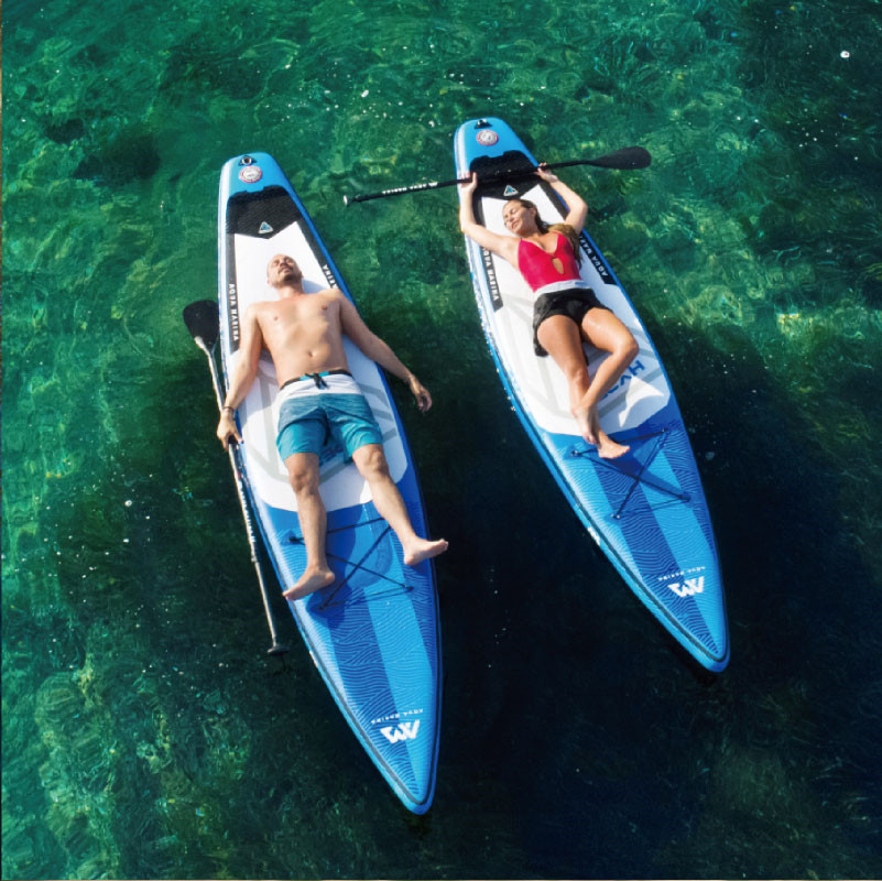 AQUA MARINA HYPER Fashion planche de surf Sup planche de surf gonflable planche de surf 381*81*15 cm Stand Up Paddle Board Paddleboard