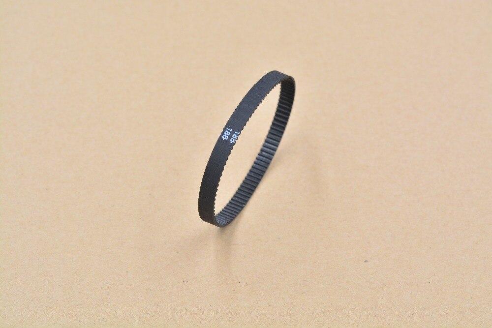 3d Printer Belt Closed Loop Rubber 2GT Timing  Teeth 94 Length 188mm Width 6mm 188-2GT-6 1pcs