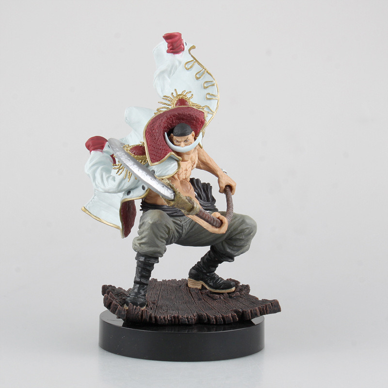 Anime <font><b>ONE</b></font> <font><b>PIECE</b></font> <font><b>Ichiban</b></font> <font><b>Kuji</b></font> Memories 2 Prize B Edward Newgate SCultures Doll PVC Action Figure Resin Collection Model Toy Gifts image