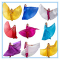 CHILDREN 1pc belly dance isis wings / belly dance wings / bellydance accessories gold for kids girls 9 colors