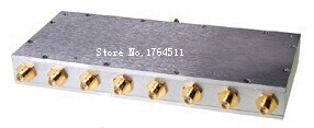 [BELLA] The New Mini-Circuits ZB8PD-2000+ 800-2000MHz Eight SMA/N Power Divider