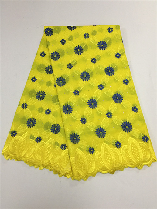 Apparel Sewing & Fabric Lace Objective New Fashion French Laser Cut Lace Fabric With Nigerian Yellow Lace Fabric For Dresses Beautiful Handcut Voile Lace All3137