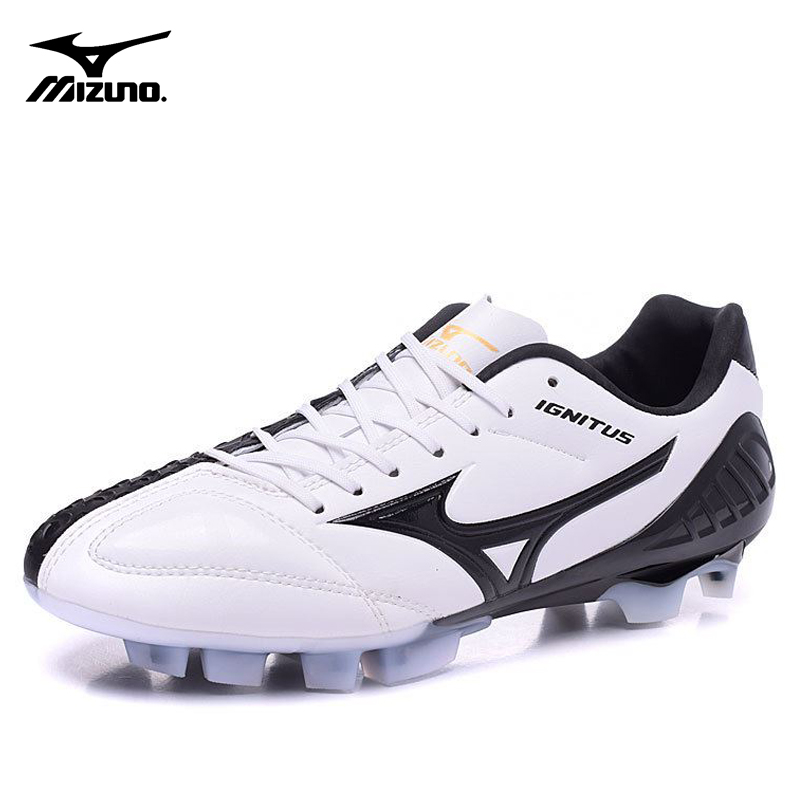 все цены на Mizuno Morelia Neo Mix Table Tennis Shoes Cushion Breathable Sport Sneakers Mizuno Wave Ignitus 4MD Basara 001 FG size 39-45 в интернете