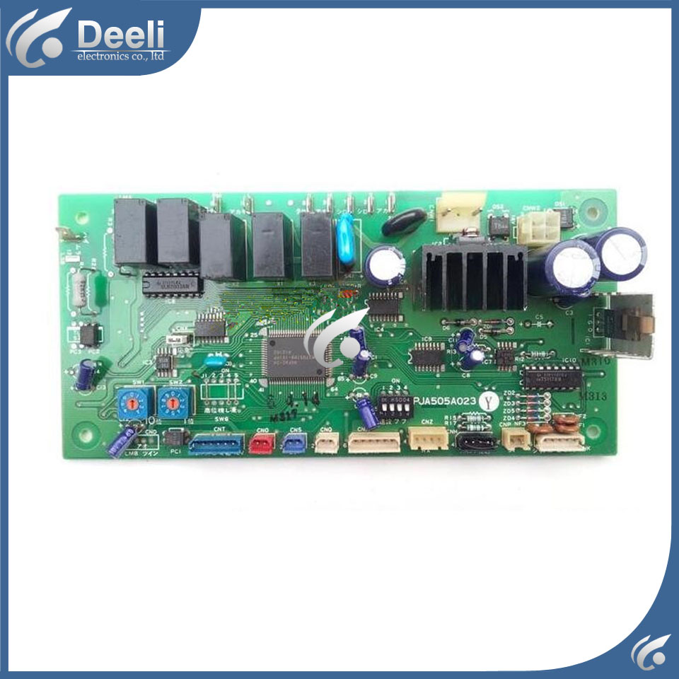ФОТО 95% new good working for Mitsubishi air conditioning Computer board PJA505A023Y PJA505A023 Y board