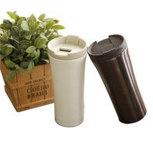 500 ml Edelstahl Isolierte Cartoon Thermoskannen Tumbler Vakuum Wasser Thermosmug Coffe Becher Tee Thermosflasche Thermocup