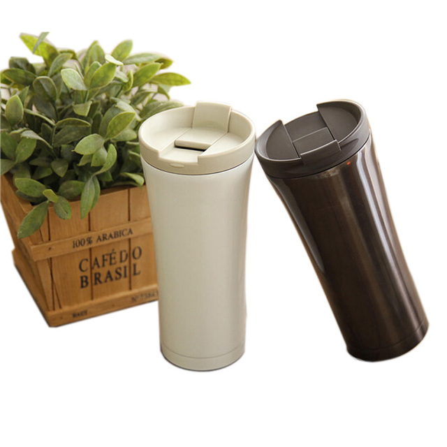 Elegant Thermo Coffe Mug
