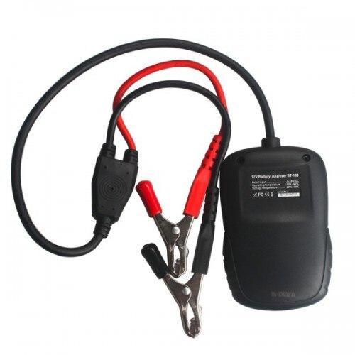 FOXWELL BT100 Pro 12 v Digitale Auto Batterie Tester für Blei Säure Überflutet AGM GEL 6 v 12 Volt Automotive batterie Analyzer 1100CCA