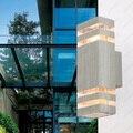 12 Вт LED COB наружные настенные бра  светильник  садовая дверь  балкон  гаражные лампы  лампочки в комплекте