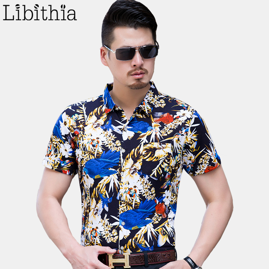 Popular Men Patterned Dress Shirts-Buy Cheap Men Patterned Dress ...