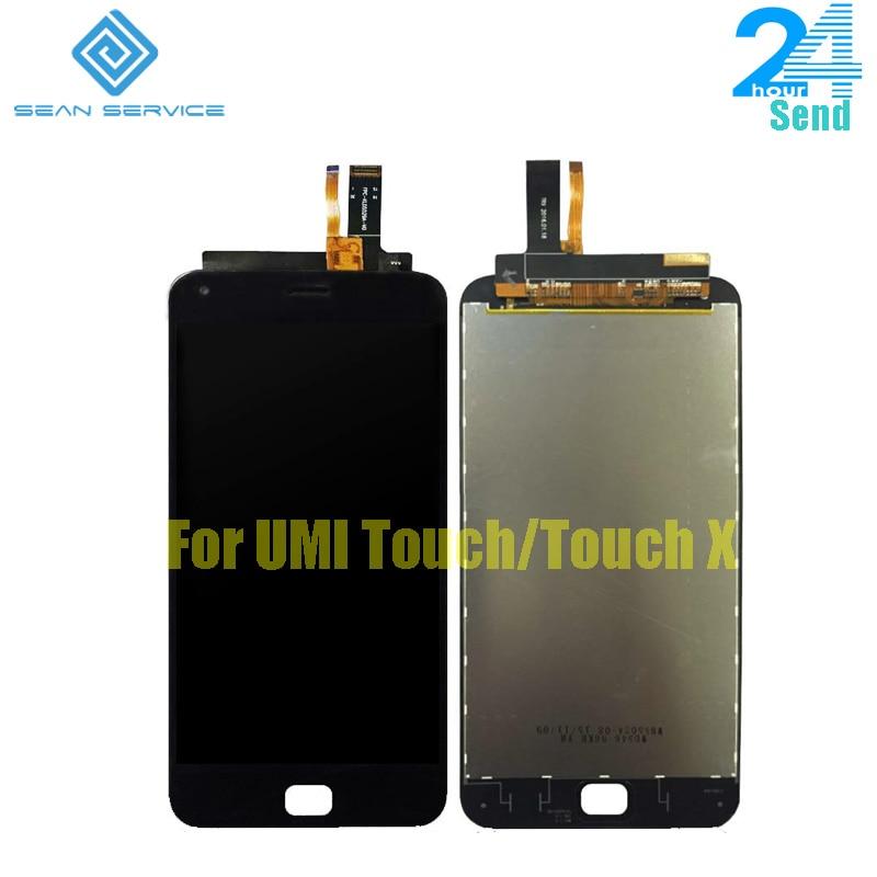 Original UMI Touch X LCD affichage et écran tactile numériseur assemblage UMI Touch 5.5 pouces 1920x1080 P LCD + outils en stock