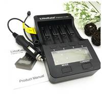 LiitoKala lii 500 LCD Display 18650 Battery Charger lii500 For 18650 17500 26650 1634014500 AA AAA Ni MH Rechargeable Battery
