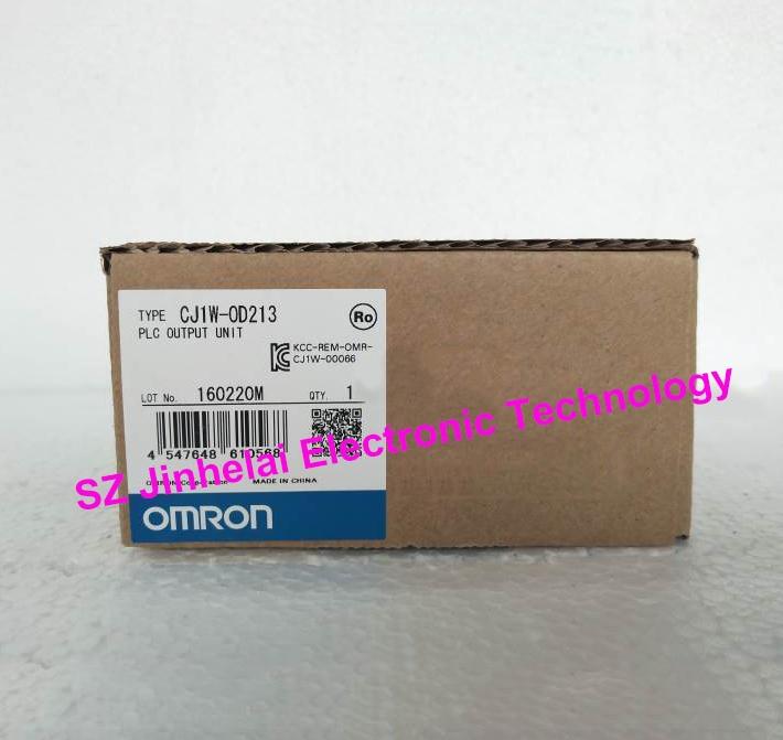 100% New and original CJ1W-OD213  OMRON  PLC OUTPUT UNIT  CJ1W-0D213100% New and original CJ1W-OD213  OMRON  PLC OUTPUT UNIT  CJ1W-0D213