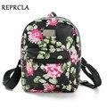 Рюкзак REPRCLA  с принтом  школьные сумки для подростков  из искусственной кожи  женские рюкзаки  дорожная сумка для девочек  высокое качество  ...