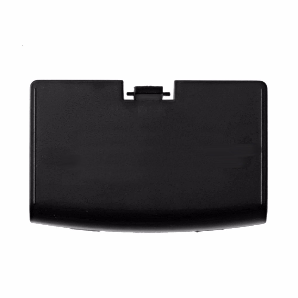 Replacement <font><b>Battery</b></font> Cover Door for GameBoy Advance for <font><b>GBA</b></font> Black