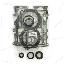 OVERSEE 55HP 60HP Gasket Kit  697-W0001-02 For Yamaha Outboard Engine Power head Repair