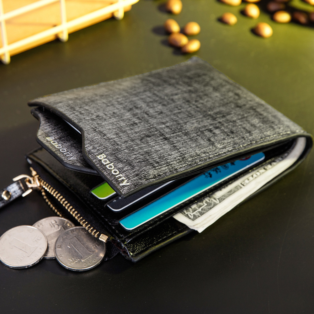 New Hot Sale Antique Design Bifold Small Short Men Money Bag Wallet Retro Vintage Mini Purse with Coin Pouch Pocket PU Leather vintage bifold wallet men handbags purse coin money bag male leather credit id card holder billfold purse mini wallet hot sale