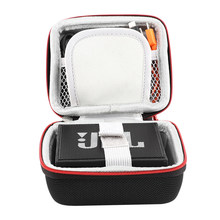 Portable Mini Square Speaker Case Bluetooth Speakers Sound Box Storage Travel Bag Pouch(China)