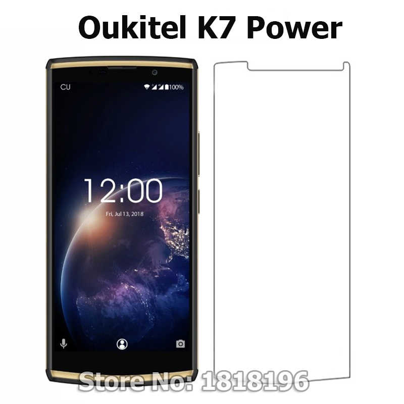 Tempered Glass for Oukitel K7 Power High Quality Explosion&Scratch-proof Screen Protector Glass film for Oukitel K7 Power Glass