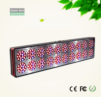 Apollo 20 300 3W LED Grow Light 1000W Indoor Full Spectrum Agriculture Greenhouse Hydro Agriculture Plants