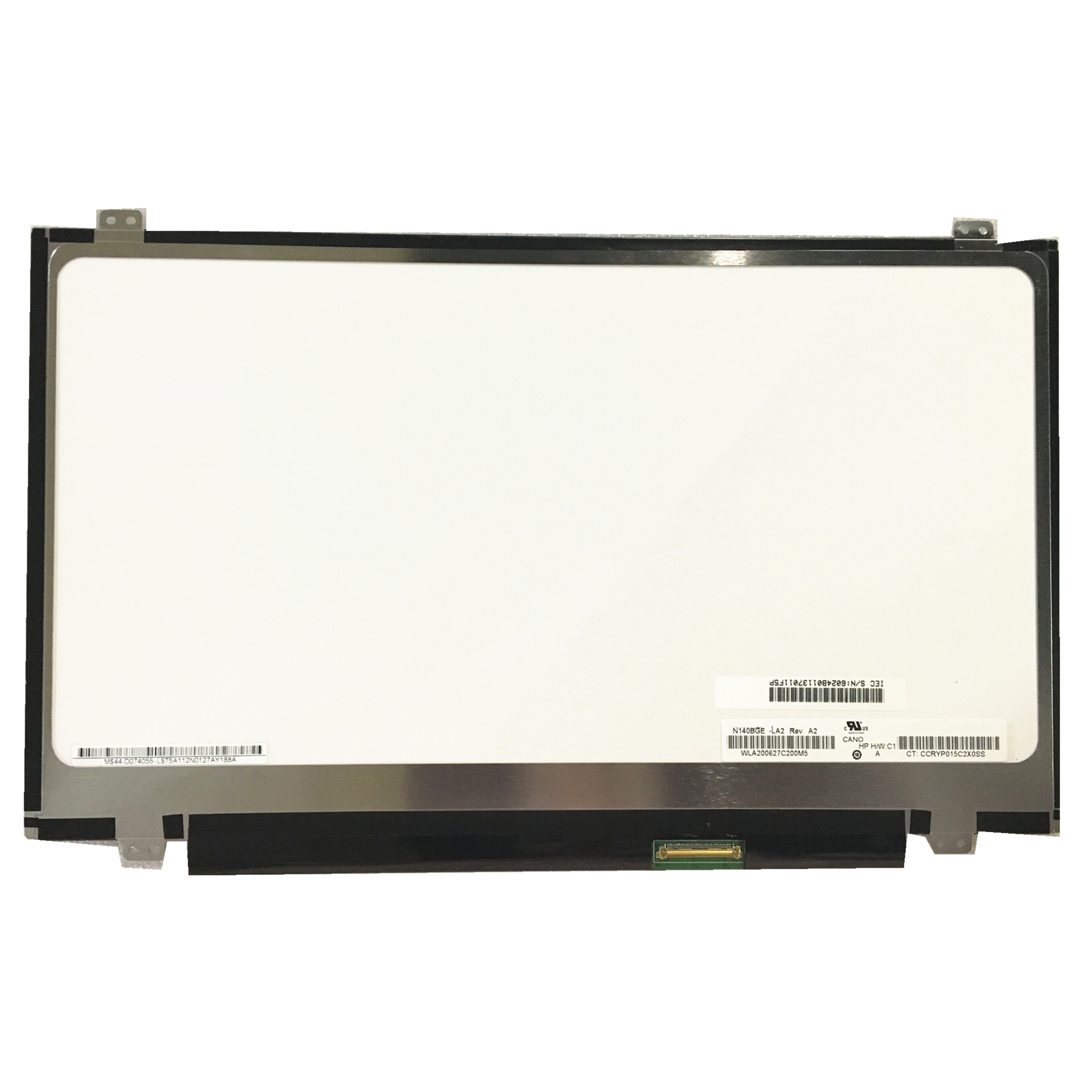 Free shipping N140BGE LA2 LP140WHU TLB1 N140BGE L42 L43 LP140WH2 TLA2 laptop lcd screen 1366 768