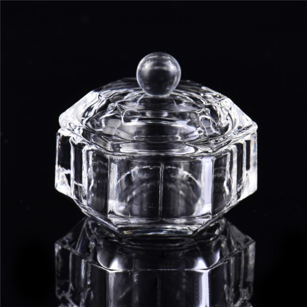 1 Stücke Gericht Nagellack Halter Display Kunst Palette Kristall ...