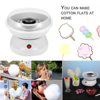 Cute Household DIY Children Cotton Candy Machine Automatic Electric Fancy Mini Commercial Cotton Candy Machine Home