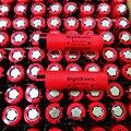 High Quality Nightkonic 4 PCS/LOT 18650 battery  2500mah Original 3.7V  Li-ion Rechargeable Battery