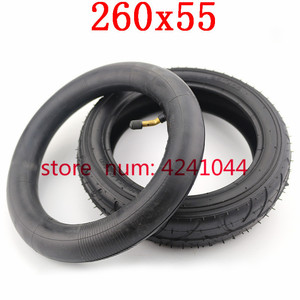 Image 5 - Tires 260x55 tyre&inner tube fits Children tricycle, baby trolley, folding baby cart, electric scooter, childrens bicycle