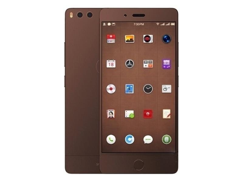 Смартфон Smartisan U2 Pro Nut Pro, мобильный телефон, экран 5,5 дюйма, 2 Гб ОЗУ 32 Гб ПЗУ, две SIM-карты, Восьмиядерный процессор Snapdragon 625
