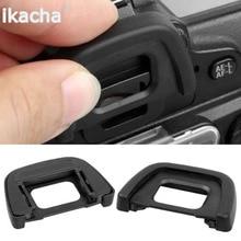 2 chiếc DK 23 DK 23 Rubber Eyecup Miếng Dán Kính Cường Lực Dành Cho Nikon D600 D610 D700 D7000 D7100 D7200 D90 D80 D70S D70 d70S