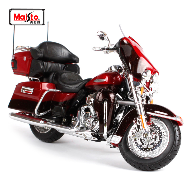 Maisto 1:12 2013 Harley FLHTK Electra Glide MOTORCYCLE BIKE Model FREE SHIPPING 32323Maisto 1:12 2013 Harley FLHTK Electra Glide MOTORCYCLE BIKE Model FREE SHIPPING 32323