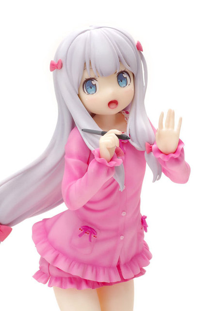 19cm Eromanga Sensei Sagiri Izumi Sweet Dream sexy Anime Action Figure PVC figures toys Collection for Christmas gift
