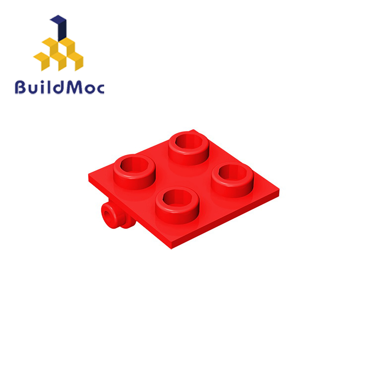 BuildMOC Compatible Assembles Particles 6134 3941 2x2 For Building Blocks Parts DIY Educational Creative Gift Toys