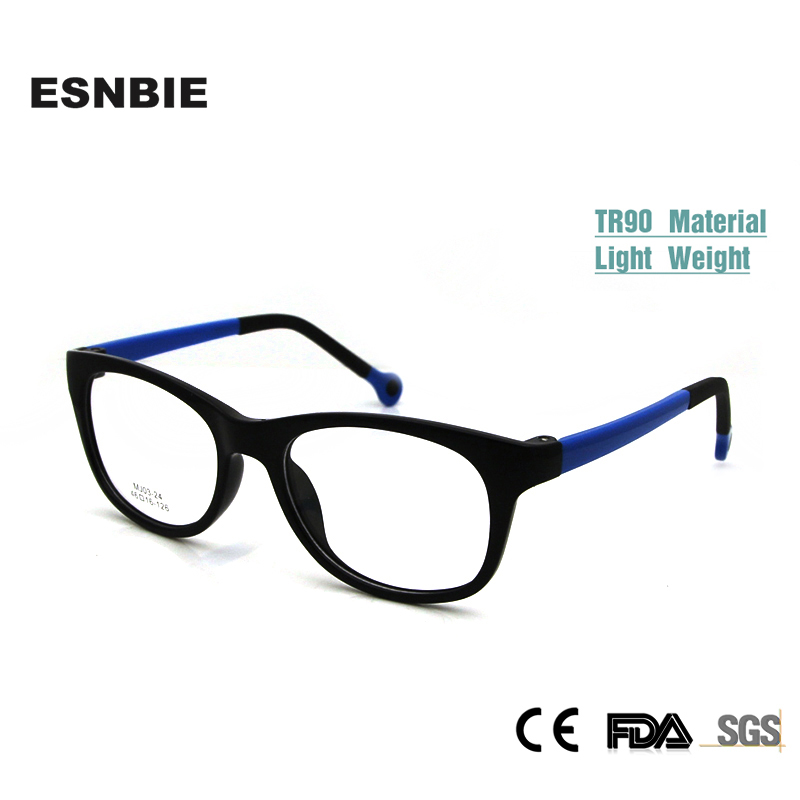 ᐃesnbie Cool Kids Glasses Frames Boy Girls Childrens Spectacle