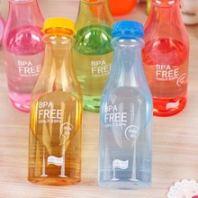 BF040 Portable leakproof dont break bottle 550ml 6.5*20cm free shipping