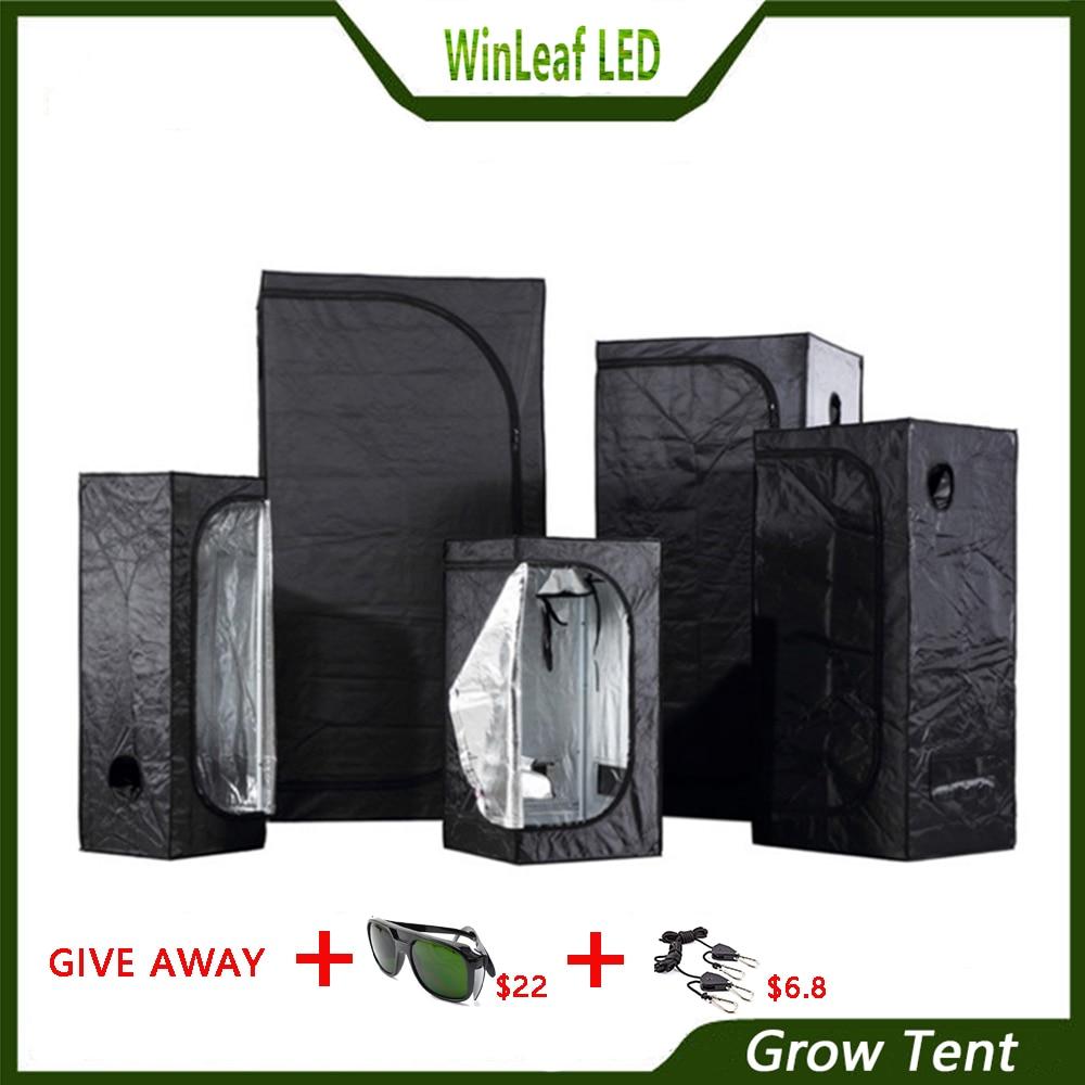 Wachsen zelt für indoor hydrokultur gewächshaus anlage beleuchtung Zelte 80/100/120/150/240/300 wachsenden zelt