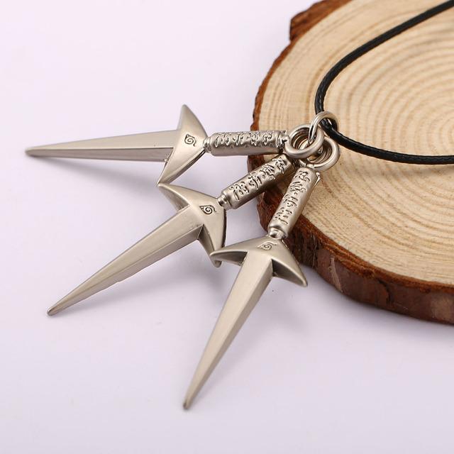 Naruto Personal Necklace