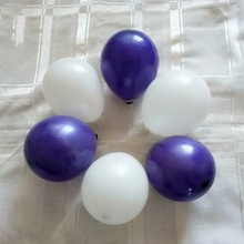 Deep purple baloons 5inch 1.2 g round latex air ballon wedding baby shower decoration kids balloon 1 birthday supplies