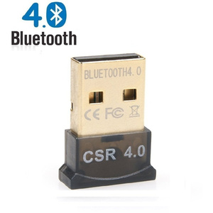 Image 1 - Adattatore Usb per ricevitore Bluetooth adattatore trasmettitore Audio per Dongle Bluetooth V4.0 ricevitore Wireless Bluetooth Aux per Pc
