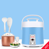 Intelligent automatic rice cooker mini mini cooking rice cooker 1.6 liters
