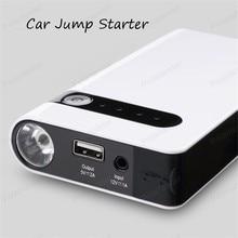 Мини портативный автомобиль скачок стартер многофункциональный diesel power bank bateria батареи 12 В пик автомобильное зарядное устройство auto start booster