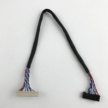 LVDS (1 ch, 8 bit) 20 pines cable lvds cable de pantalla